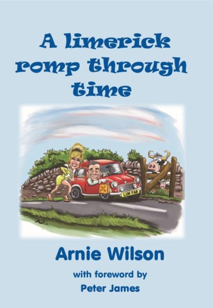 Arnie Wilson, Poetry, limericks, Sunday Express