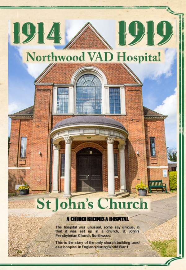 Northwood, St John's, History