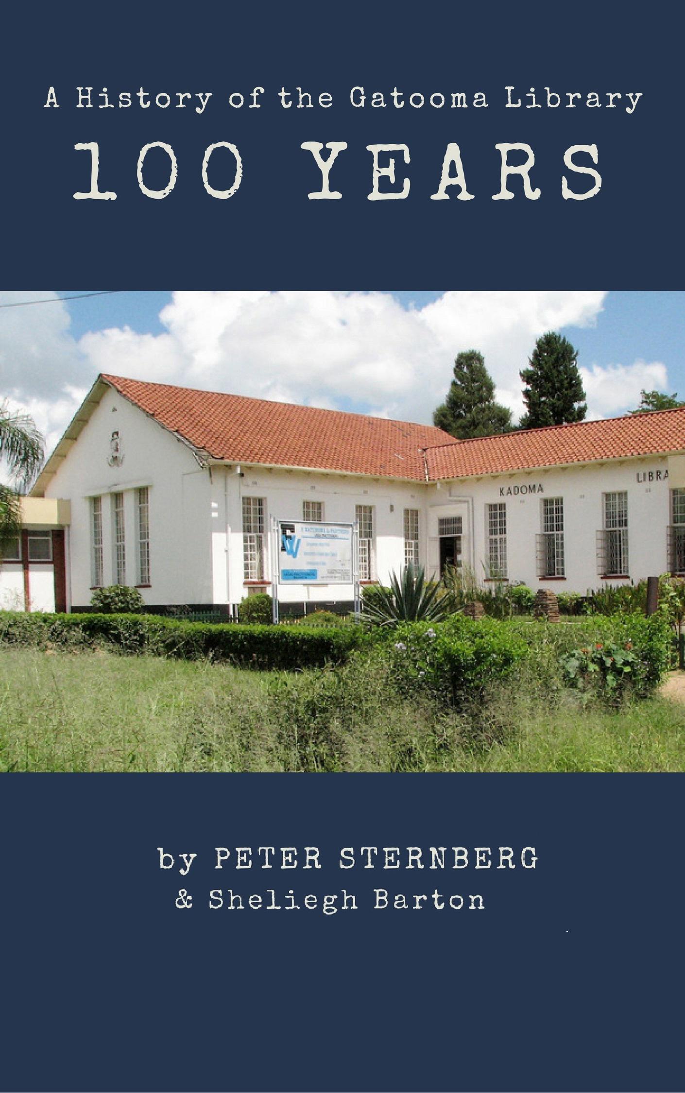 Peter Sternberg, Sheliegh Barton, Gatooma, Library Kadoma