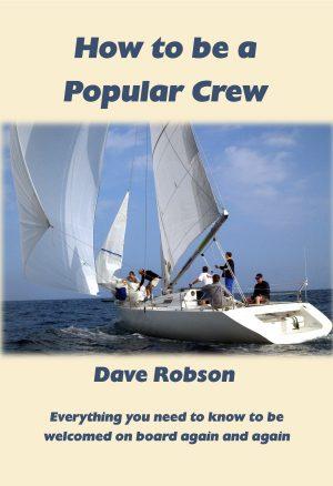 Dave Robson, Sport, Yachting, sailing