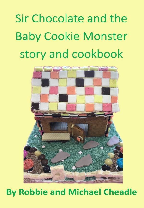 Robbie Cheadle, Michael Cheadle, children, recipes