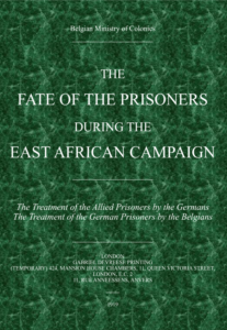 The Fate of the Prisoners During the East African Campaign – Timothy Hoffelder (translator)