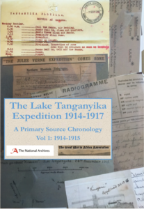 Lake Tanganyika in World War 1